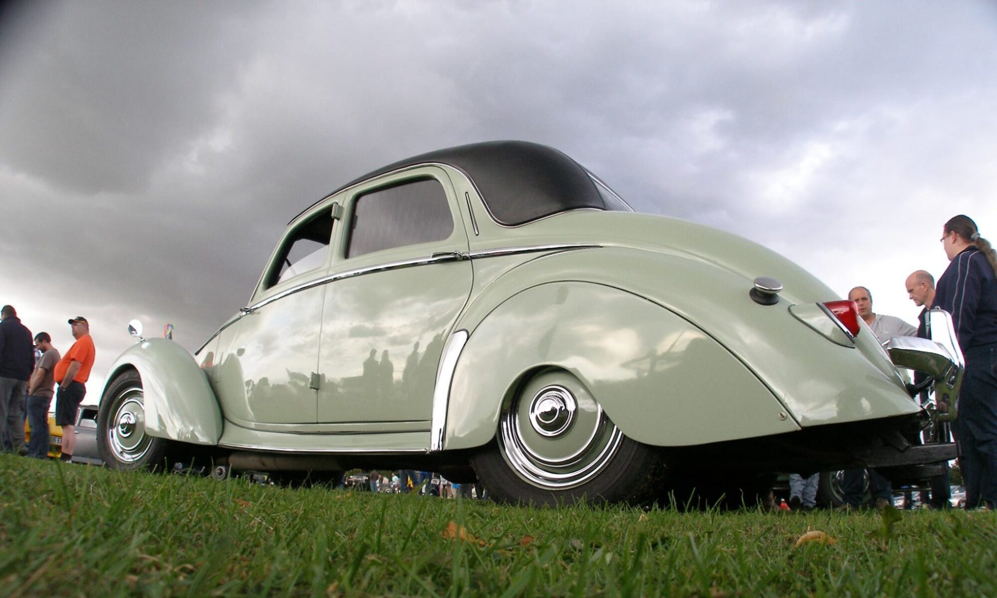 Witney Motor Show